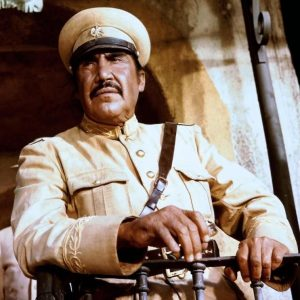 Fig. 3: Emilio Fernández som Mapache i The Wild Bunch (1969).