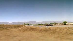 Fig. 10: Kameraets og bilens veje skilles.