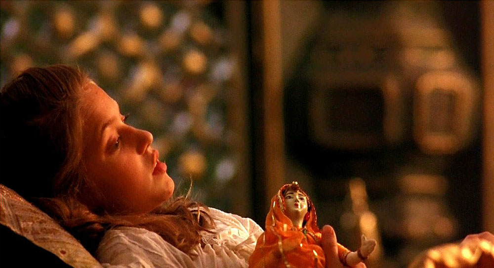 Fig. 4: Liesel Matthews i A Little Princess fra 1995, Alfonso Cuaróns først amerikansk-producerede film.