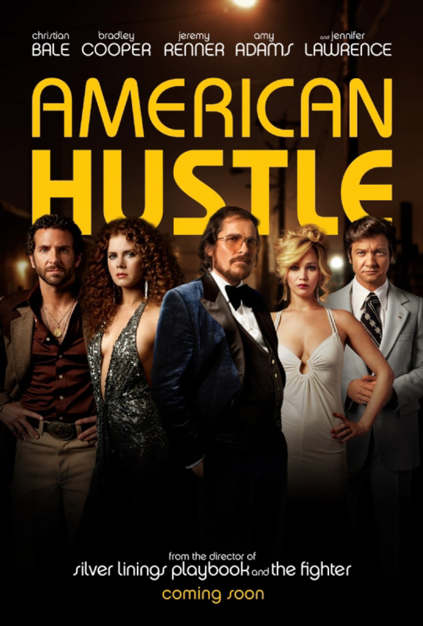 "Fig. 4-5: Modern-day films often flaunt their sound work in a way that totally disregards the classical principle of ""inaudibility"". Frame pair: American Hustle (2013) and Rush (2013)."