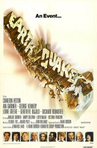 Fig. 7-8: Two of many gimmicky sound films from the 1970s: Earthquake (1974) and Invasion of the Body Snatchers (1978).