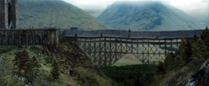 Fig. 11: En bro ses på lang afstand.