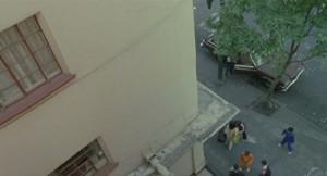 Fig. 25: Vi ser gaden fra oven.