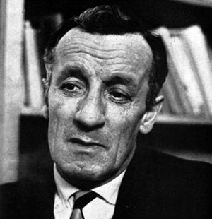 Fig. 4: Jennifer M. Barker er flere steder inspireret af den franske filosof Maurice Merleau-Ponty, der regnes for én af fænomenologiens vigtigste tænkere.