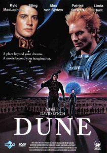 Fig. 3-4: Dune (1984) og On the Air (1992) – to af instruktørens mest udskældte værker.