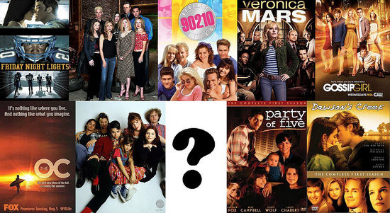 Fig. 1: Veronica Mars indskriver sig i en efterhånden lang række af amerikanske ungdomsserier, der bærer mange af de samme træk.
