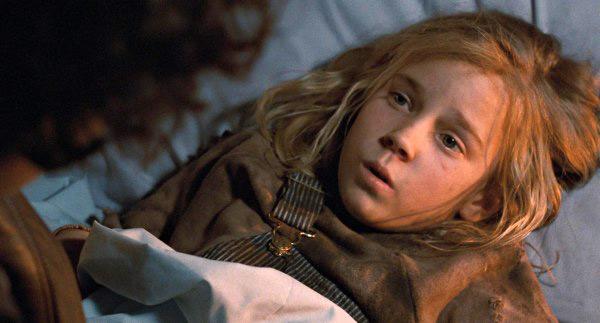"""Fig. 9: Familie-biplottet med Newt har flere forskellige funktioner: Det udfolder karaktererne, det giver filmen et melodramatisk tilsnit med mulighed for en bredere (kønsmæssig) appel, og det skabe nogle såkaldte """"svage partier"""", der kan danne kontrast ift. den heftige action og de flittige chokeffekter."""