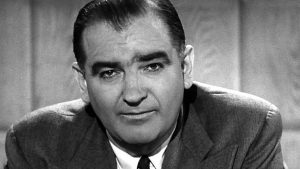 Fig. 2: Senator Joseph McCarthy.