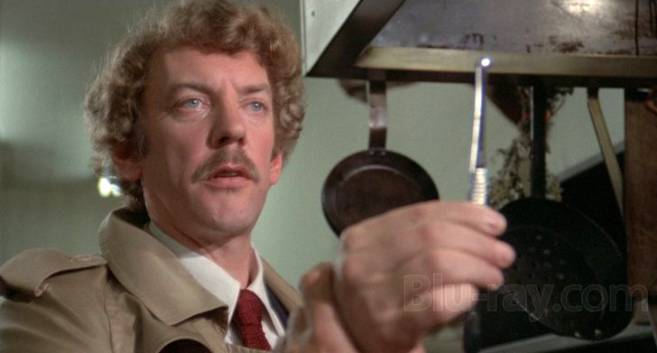 Fig. 5: Bennell (Donald Sutherland) – rottelort eller kapers?