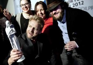 Fig. 15: Et af de tilfælde, hvor filmen er lykkedes: Testamentet vinder Bodil for bedste dokumentar i 2013.