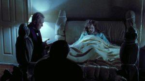 Fig. 3: Friedkins stilistiske ambition var således at portrættere de overnaturlige elementer i The Exorcist på en så realistisk måde som overhovedet muligt.