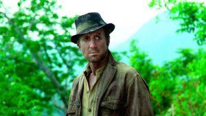 Fig 2. Roy Scheiders karakter Jackie Scanlon er et almindeligt menneske af kød og blod. Ifølge Friedkin var karakteren, der oprindeligt var skrevet til Steve McQueen, modelleret efter Humphrey Bogarts karakter Fred C. Dobbs i John Hustons The Treasure of Sierra Madre.