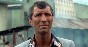 Fig. 14. Broderen til den mafioso, som blev røvet og dræbt under det fatale kup i USA, er ankommet til Sydamerika for at få hævn over Jackie.