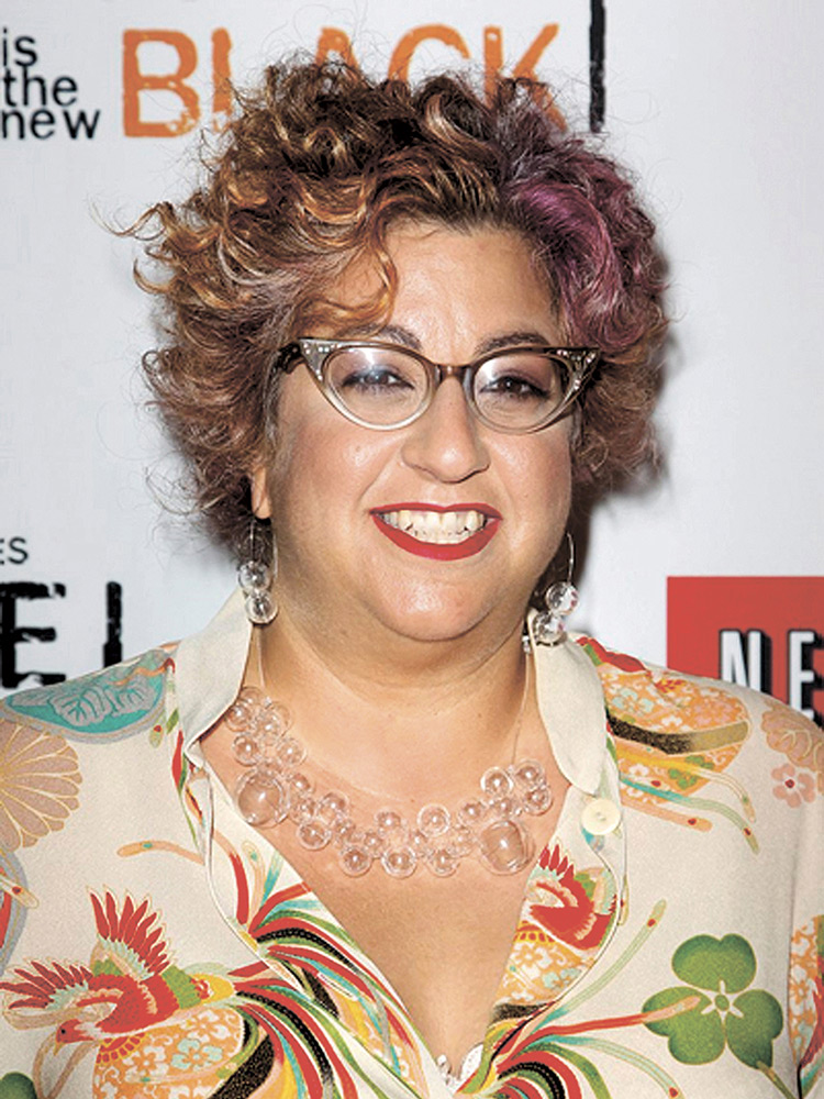 Fig. 12: Jeni Kohan – skaberen bag Orange is the New Black (Netflix, 2013-).