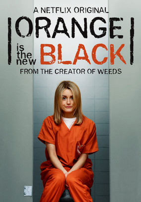 "Fig. 13:  ""Oz møder Sex and the City"" – Piper Chapman i Orange is the New Black (Netflix, 2013-)."