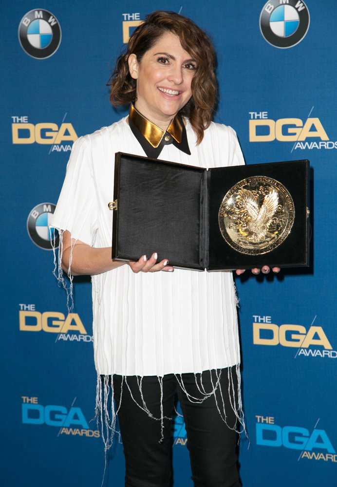 Fig. 15: Jill Soloway – skaberen bag den biografiske serie Transparent (Amazon, 2014-).