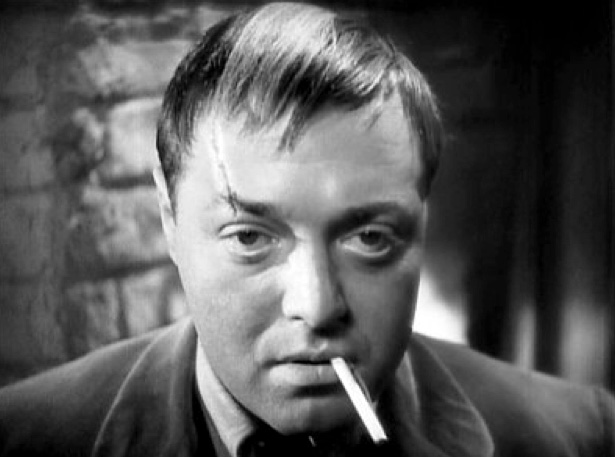 "Fig. 2: Peter Lorre i den engelske version af ""The Man Who Knew too Much""."
