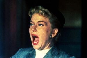 "Fig. 3: Doris Day i den amerikanske version af ""The Man Who Knew too Much""."