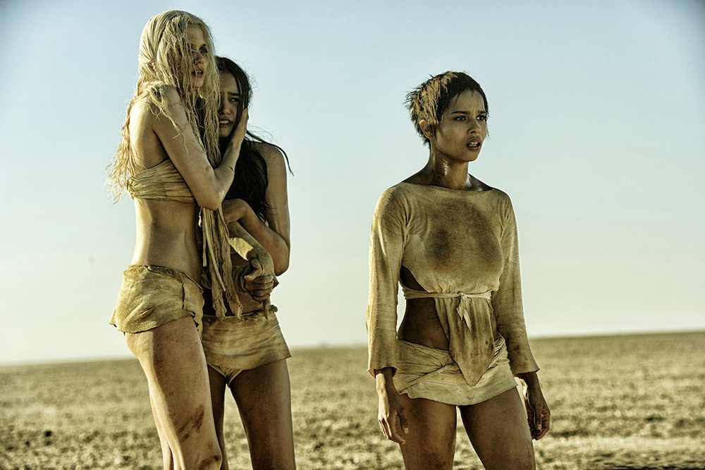 Fig. 7: Feminisme? Jo mere stereotypt feminine de er, des mindre bevendt er filmens kvinder i krisesituationer.