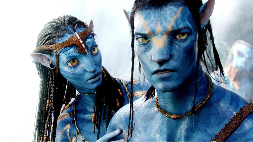 Fig. 2: Avatar, James Cameron, 2009.