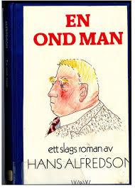 """Fig. 1: Romanen """"En ond mand"""", som filmen bygger på."""