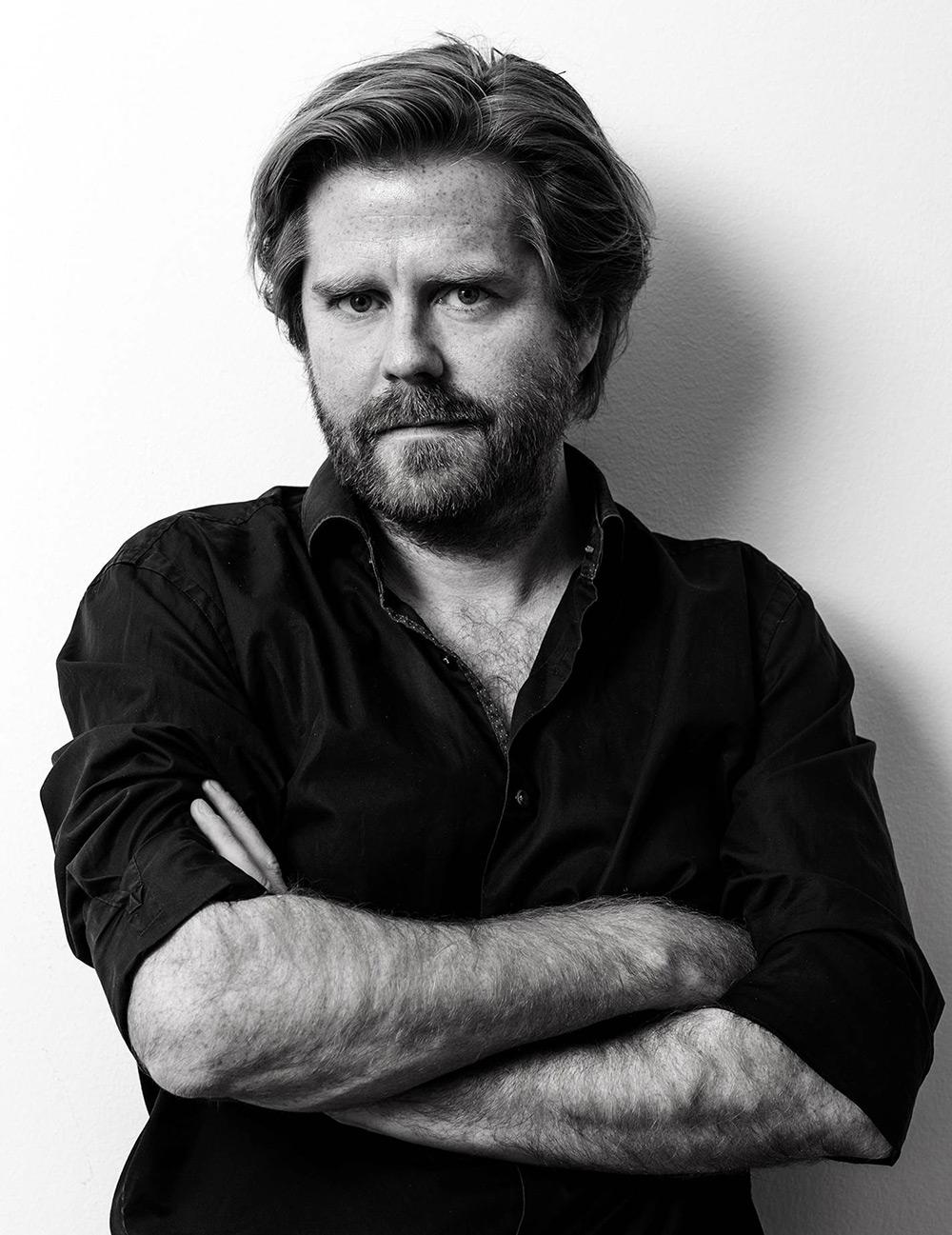 Fig. 1: Janus Metz. Foto: Natascha Thiara Rydvald.