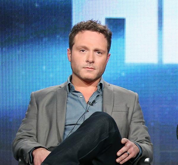 Fig. 2: True Detectives skaber og showrunner Nic Pizzolatto, der har skrevet samtlige afsnit i begge sæsoner – et særsyn i amerikansk tv-fiktion, hvor normen er at der en hel række forfattere tilknyttet en serie.