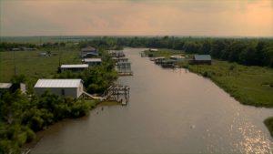 Fig. 5: Louisiana var en betydningsmættet location for True Detective i 1. Sæson.