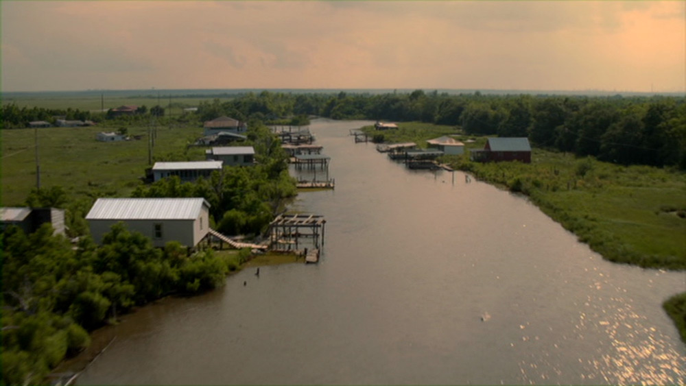 Fig. 5: Louisiana var en betydningsmættet location for True Detective i 1. Sæson.