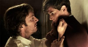 Fig. 6: Alvoren går til sidst op for Victor, da han konfronteres kontant af Isabels mand.