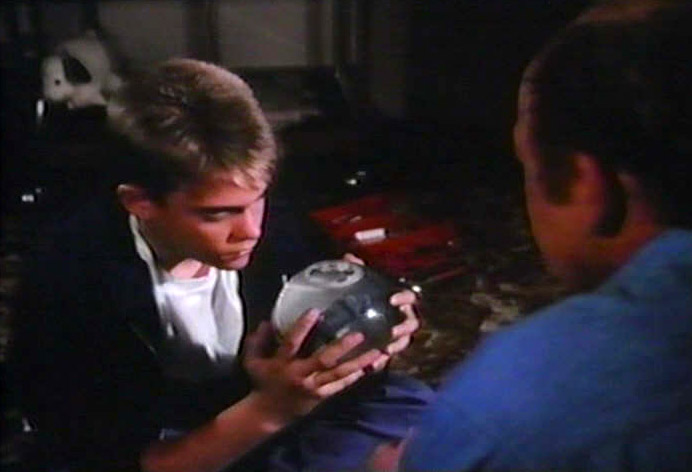 Fig. 9: Den herostratisk berømte slutning på NBC-serien St. Elsewhere (1982-1988), en slutning som har visse reminiscenser af Citizen Kane.