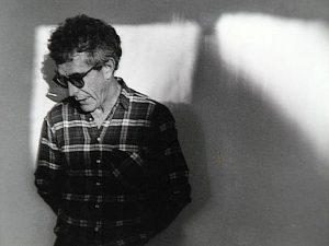 Fig. 7:Widerberg i stillbillede fra Stefan Jarls dokumentar Liv till varje pris.