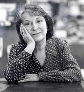 Fig. 2: Pauline Kael.