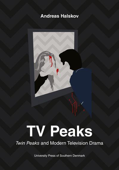 Fig. 2: Halskovs nyeste bog TV Peaks er udkommet på Syddansk Universitetsforlag.
