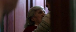 Figur 21 Moderens reaktion er eksempel på den umiddelbarhed, som dokumentarismen ifølge Anthony har patent på.