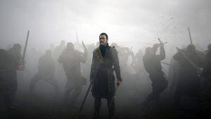 Figur 13: Traumatiseres Macbeth er krigens gru?