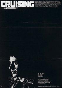 Fig. 1: William Friedkins Cruising er en af de mest hadede kultfilm i filmhistorien.