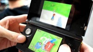 Fig. 16. The Nintendo 3DS is but one example of a common small 3D screen.