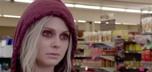 Fig. 5: The protagonist in iZombie is going through changes.