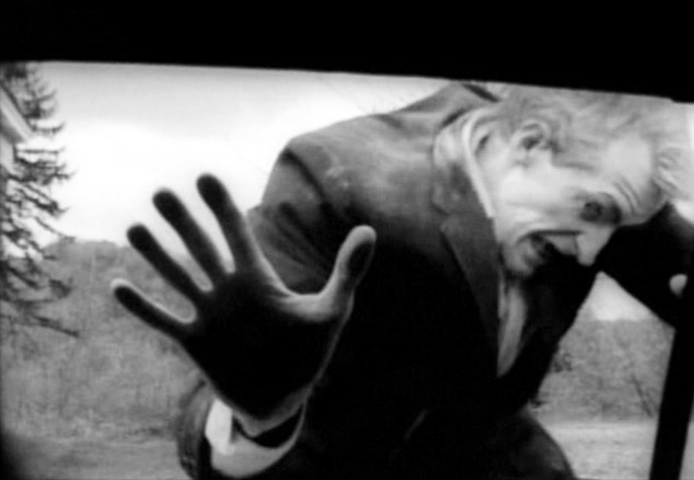 Fig. 7: Night of the Living Dead (1968) - George A. Romero's classic zombie film.