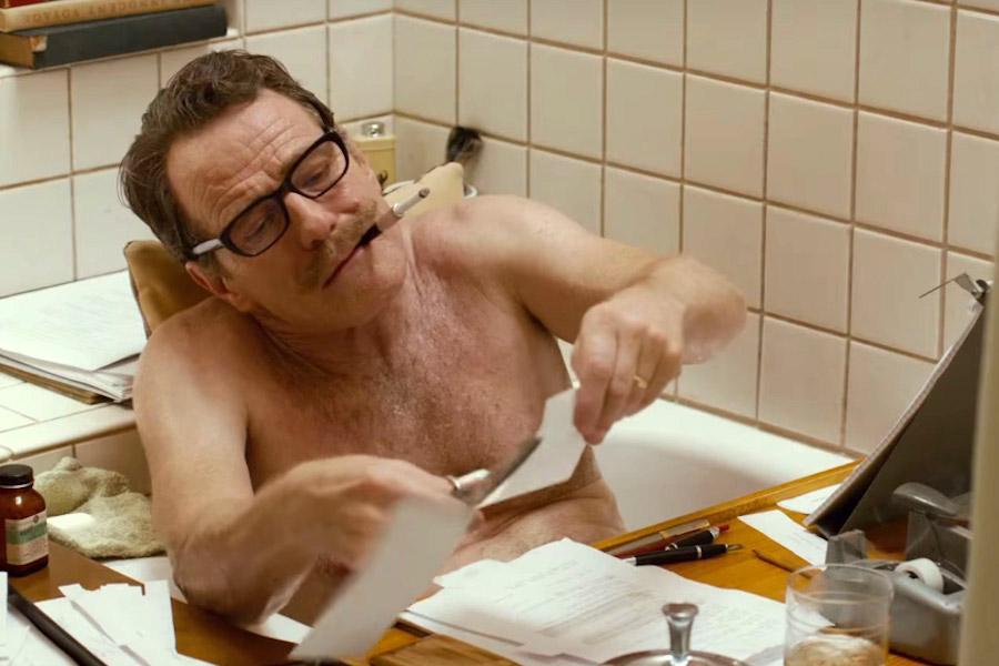 Fig. 2: Bryan Cranston i titelrollen som Dalton Trumbo.