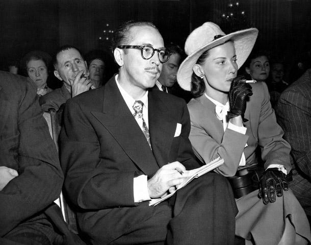 Fig. 7: Dalton og Cleo Trumbo.