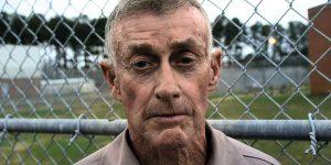 Fig. 5: Livet bag tremmer har taget hårdt på Michael Peterson, der i 2003 blev dømt for mordet på sin hustru.