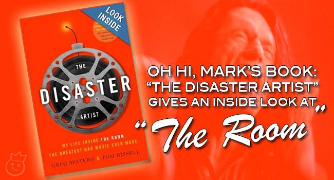 Fig.3: The Disaster Artist – bogen om The Rooms tilblivelse.