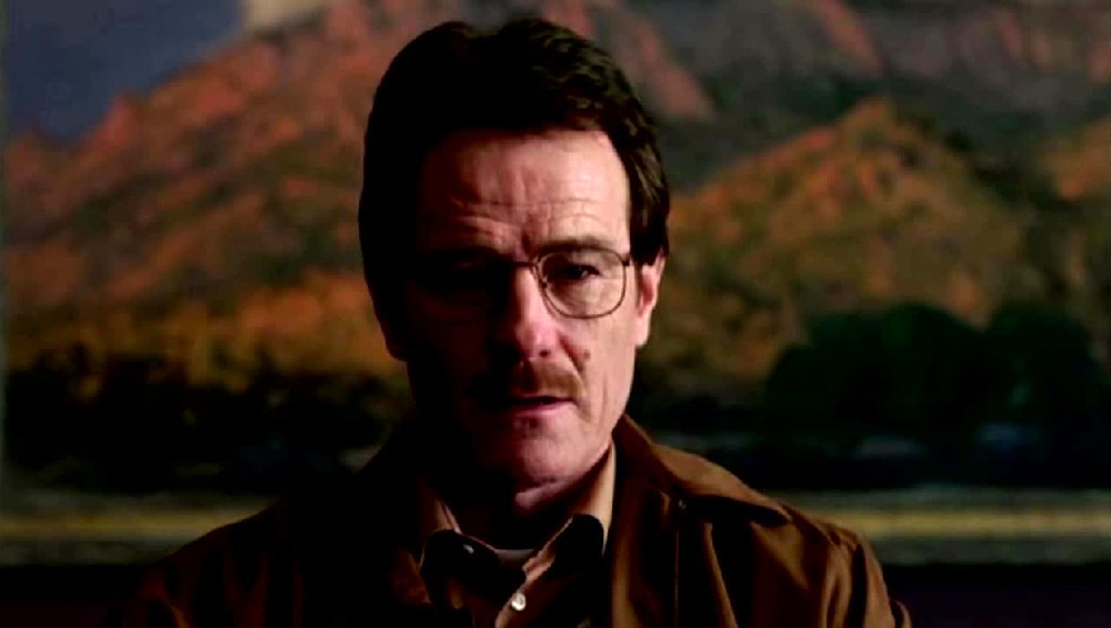 Fig. 1: Walter White gets his diagnosis, but the words are drowned out by a tinnitus-like sound.