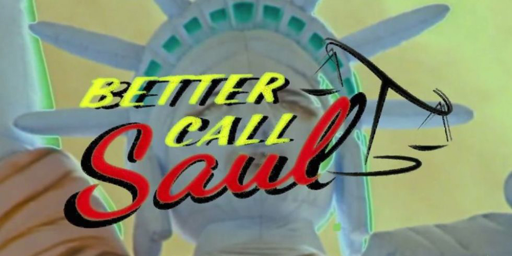 Fig. 7: The glitchy title sequence for Better Call Saul.