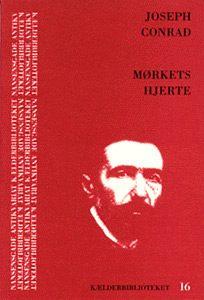 Fig. 2: Omslaget til den danske oversættelse af Joseph Conrads roman Heart of Darkness (1899). Romanen indgår eksplicit i Klovn: The Movie. Derom senere.