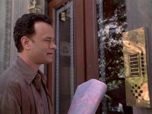 Fig. 8: Tom Hanks som stalker?