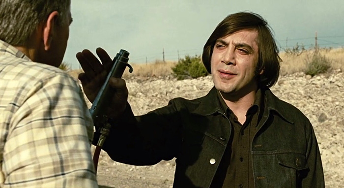 Anton Chigurh And The Image Of