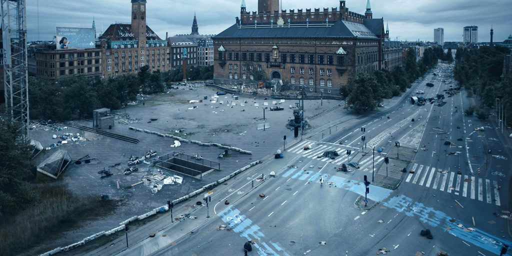 Fig. 1: København seks år efter at regnen kom.